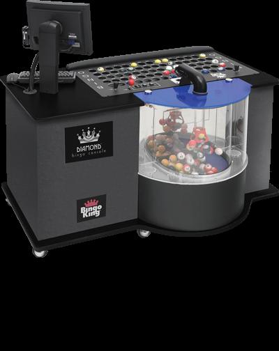 Bingo King Electronic Bingo Equipment